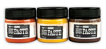 Art Extravagance - Rust Paste Set (3pcs 50ml)