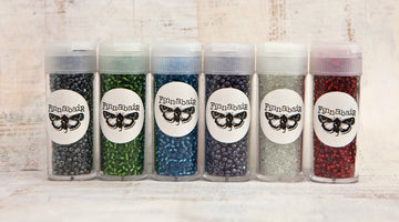 Art Ingredients: Glass Beads Set of 6