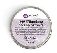 Art Alchemy-Opal Magic Wax-Blue Velvet 655350964269