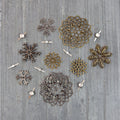 Mechanicals -Vintage Snowflake 655350964399