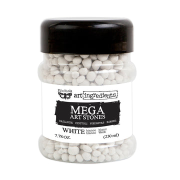 Art Ingredients - Mega Art Stones - 7.78 Fl. OZ. 655350964672