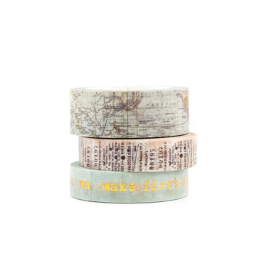 Art Daily Planner Decorative Tape