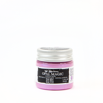 Art Alchemy-Opal Magic Acrylic Paint -Pink-Blue