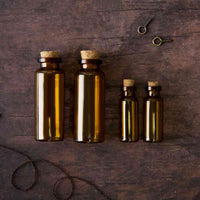 Memory Hardware - Montpellier Apothecary Vials 4pc 655350990619