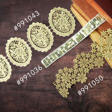 Memory Hardware - Rocquencourt Doily Lace 655350991043