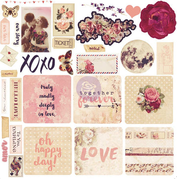 Ephemera - Love Clippings 655350992163
