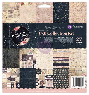8x8 Collection Kit - Wild & Free 655350992286