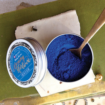 Memory Hardware Artisan Powder - French Blue 655350992897