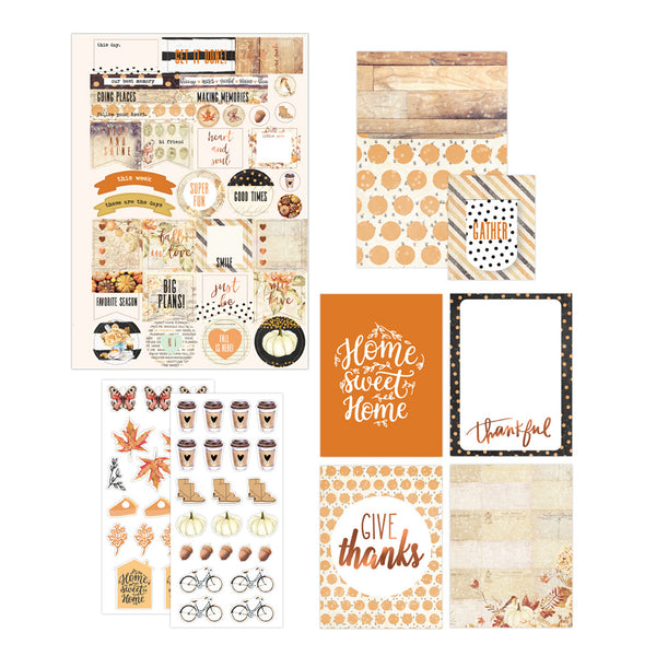 Amber Moon - Planner Goodie Pack 655350993382