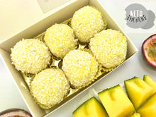 Load image into Gallery viewer, Keto Low Carb - Mango Passion Fruit Pralines - Keto Low Carb Vegan Sugar Free Gluten Free
