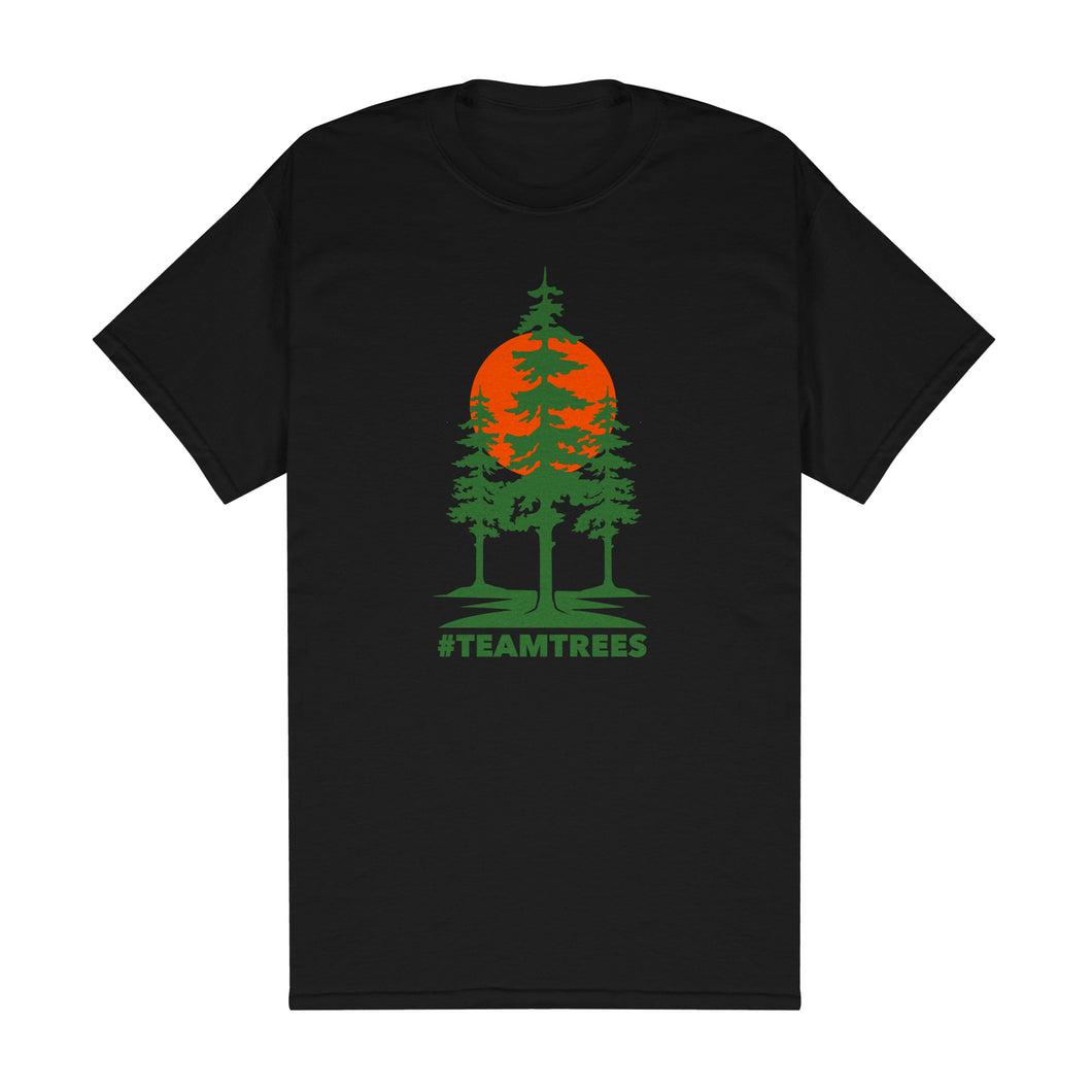 Official #TeamTrees Creator T-Shirt