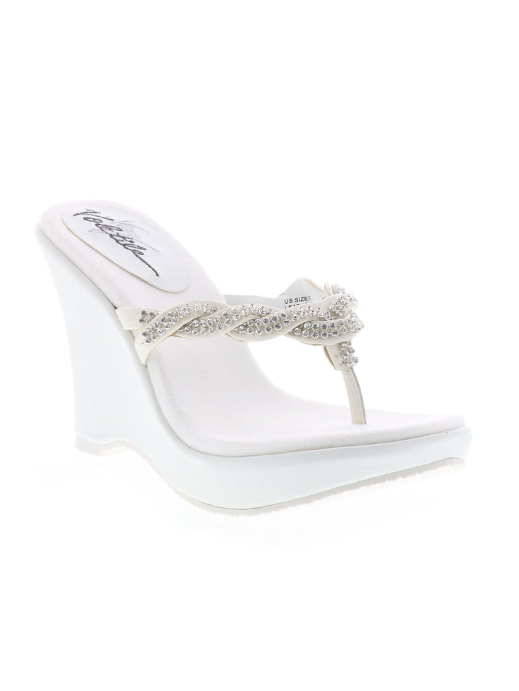 BRIDAL, women's SANDAL, Volatile USA
