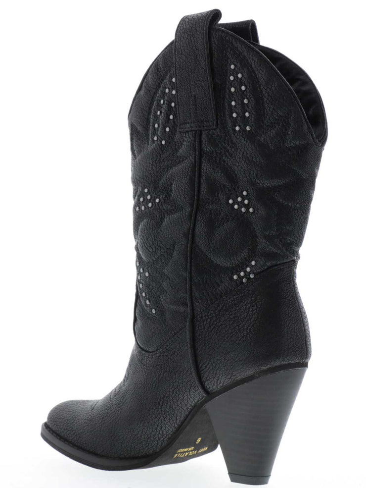 NIGHTBLOOM, women's BOOT, Volatile USA