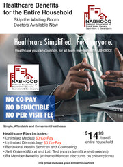 NABHOOD - Individuals & Families Health Plan
