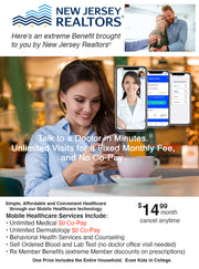 New Jersey Realtors® - Individual & Family Health Plan