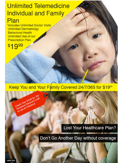 Retain My Individuals & Families Unlimited Telemedicine Plan From My Employer