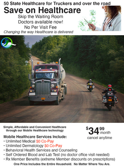 Truckers Health Care $0 Co-Pay