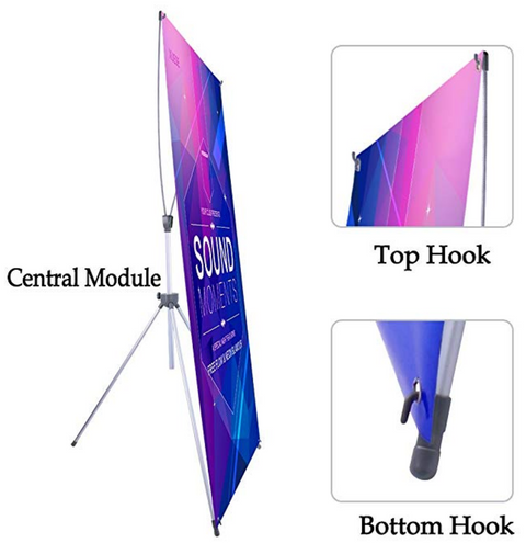 Banner with Stand and Carrying Case - $35 Offer -V1