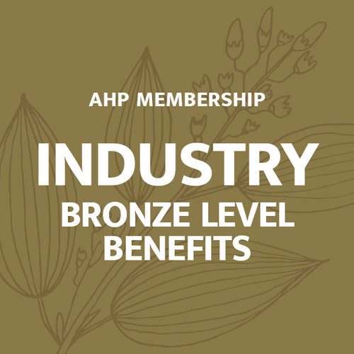 Industry Membership: Bronze Level Benefits