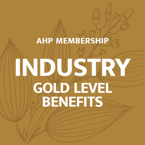 Industry Membership: Gold Level Benefits