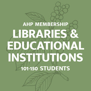 Libraries & Educational Institutions Membership: 101-150 Students