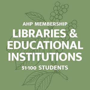 Libraries & Educational Institutions Membership: 51-100 Students