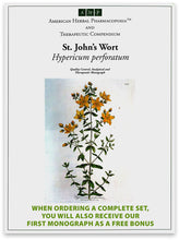 Load image into Gallery viewer, St. John's Wort Therapeutic Compendium