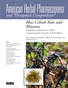 Blue Cohosh Root & Rhizome