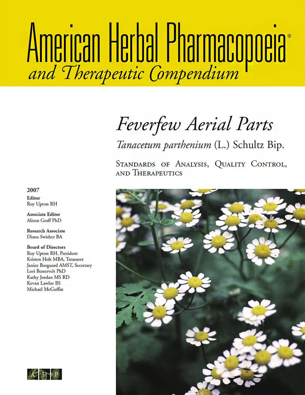 Feverfew Aerial Parts