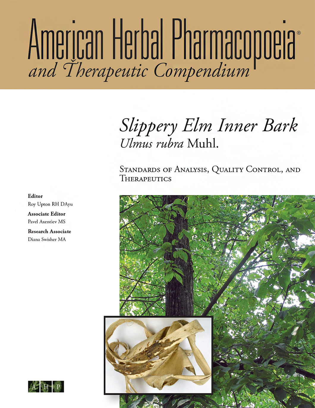 Slippery Elm Inner Bark