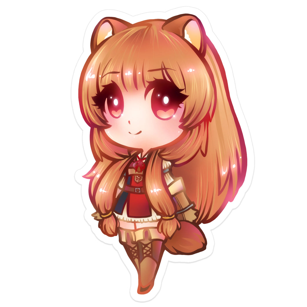 Raphtalia Sticker