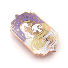 Load image into Gallery viewer, Oyasumi Enamel Pin • Pastel