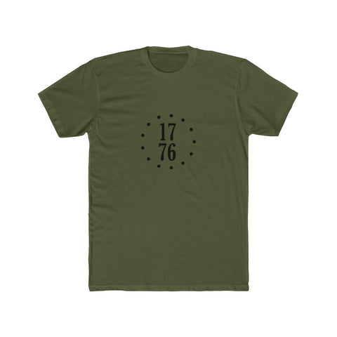 *Military Edition* 1776 Black T-shirt