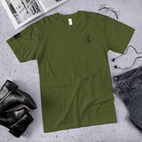 *Military* 1776 Icon Short-Sleeve T-Shirt (Black)
