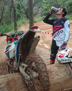 GHETTO ARRASA ENDURO SIERRAS POBLANAS