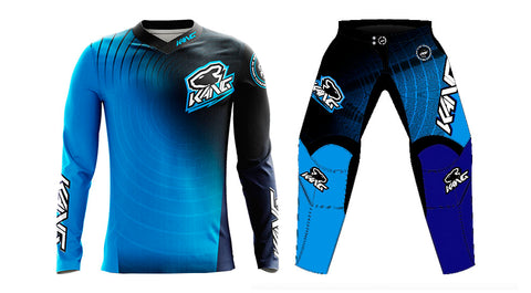 YOUTH KANG RADIAL BLUE/BLACK KIT