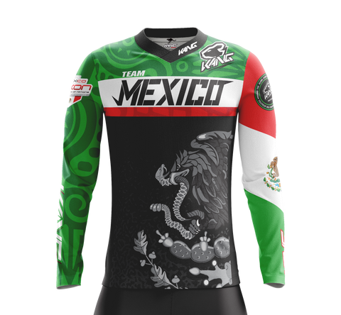 KANG TEAM MEXICO BLACK KIT