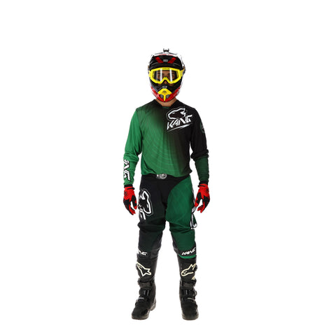 KANG RADIAL GREEN/BLACK KIT