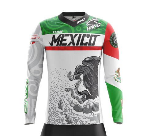 JERSEY KANG TEAM MEXICO WHITE