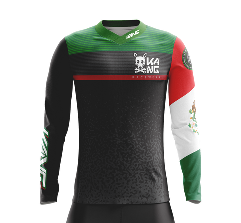 YOUTH KANG KIT MEXICO WCUP BLACK