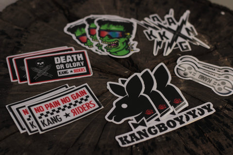 STICKERS KANG