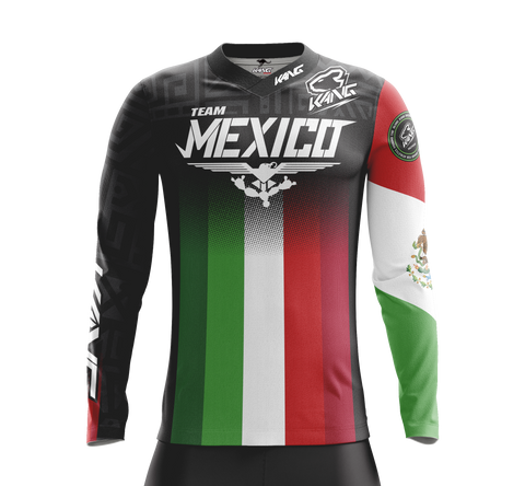 JERSEY KANG TEAM MEXICO BLACK 2020