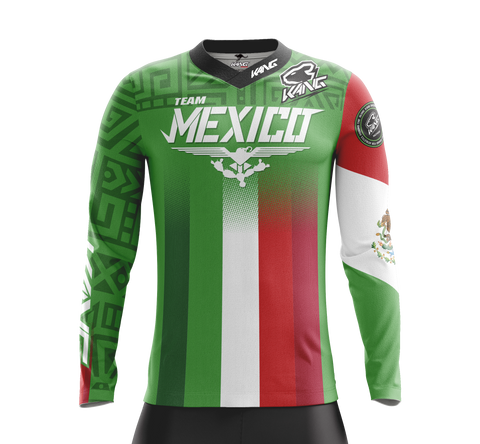 JERSEY KANG TEAM MEXICO GREEN 2020