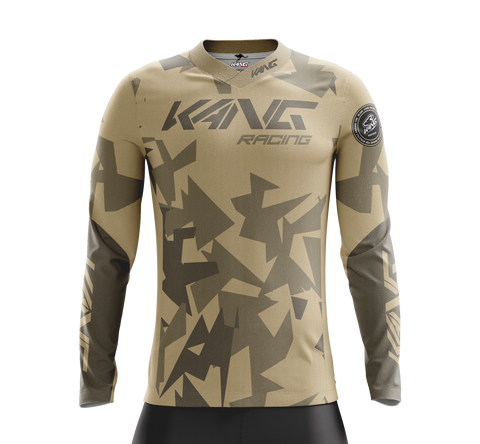 JERSEY KANG CAMO BROWN 2.0