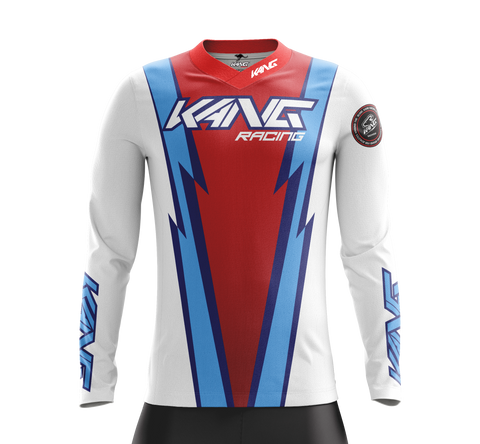 JERSEY KANG MIAMI WHITE-RED