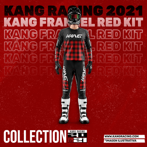 KANG FRANNEL RED KIT