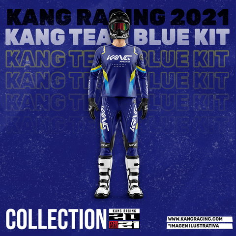 KANG TEAM BLUE KIT