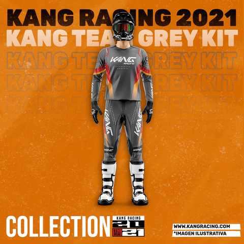 KANG TEAM GREY KIT
