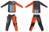 KANG SUNRISE GREY-ORANGE KIT