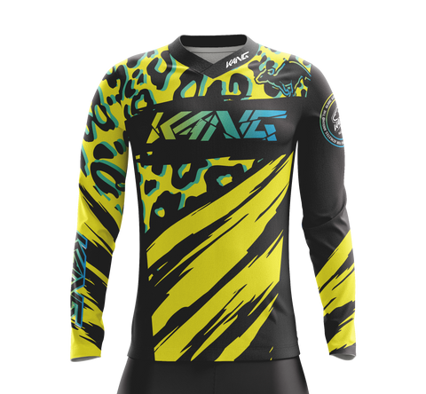 JERSEY KANG LIOPARD 2.0 YELLOW/BLACK